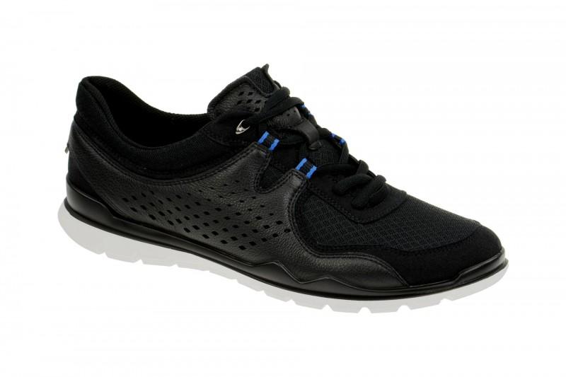 Ecco LYNX sportliche Halbschuhe für Herren in schwarz