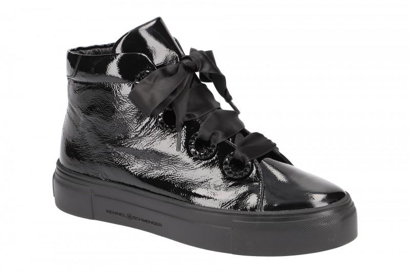 Kennel & Schmenger BIG Mid Cut Sneakers für Damen in schwarz