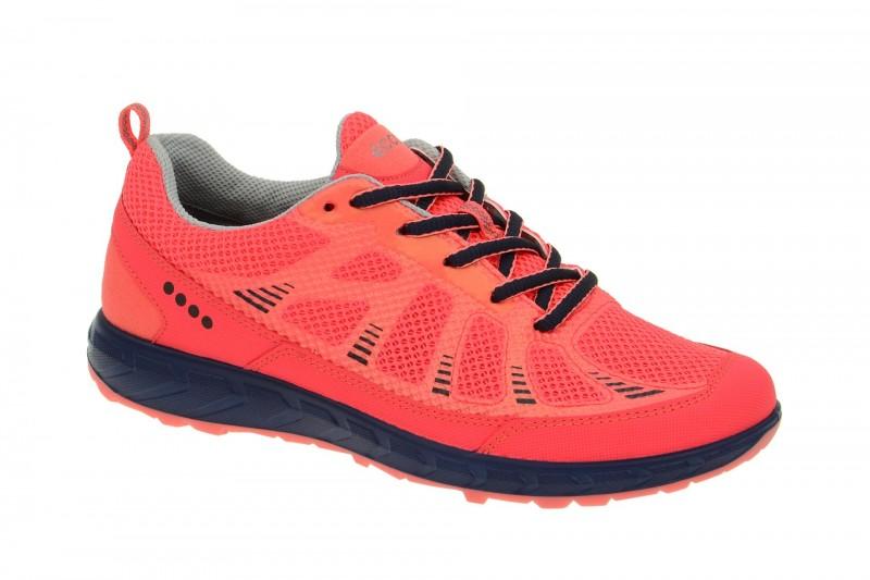 Ecco TERRA TRAIL sportliche Halbschuhe für Damen in pink