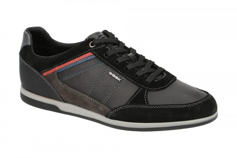 Geox RENAN Sneakers für Herren in schwarz