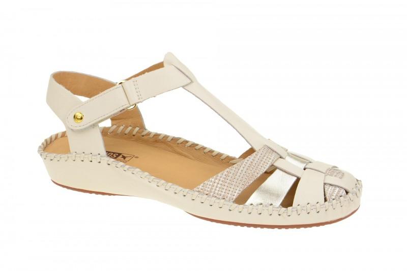 Pikolinos VALLARTA Sandalette für Damen in weiß