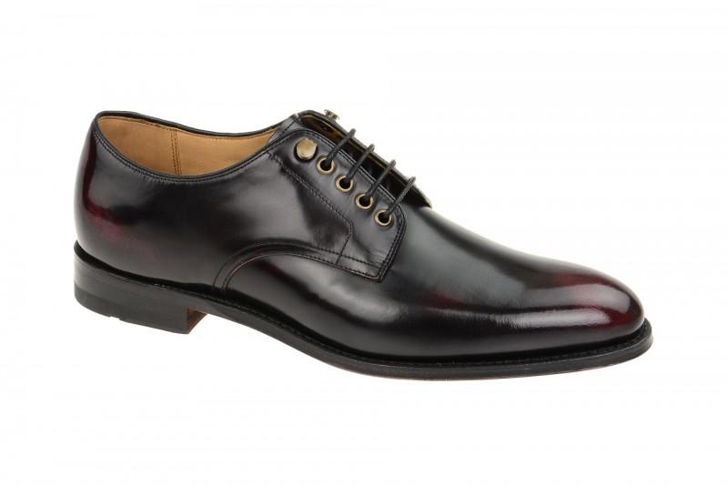 Gordon & Bros. KEN 16 Rahmengenähte Schuhe für Herren in rot