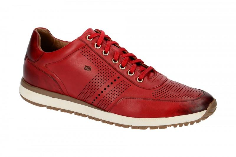 Gordon & Bros. NEW CONTE Sneakers für Herren in rot