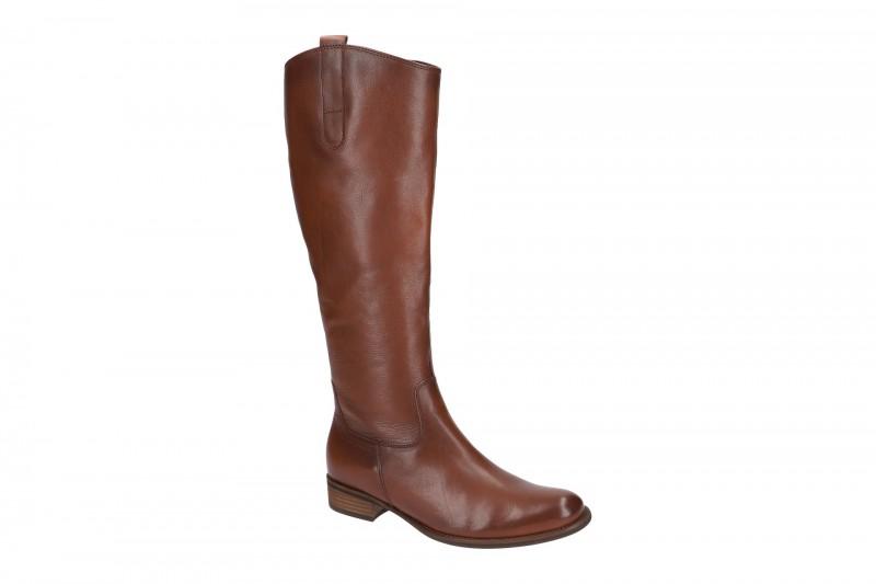 Gabor 91.646 elegante Stiefel für Damen in braun