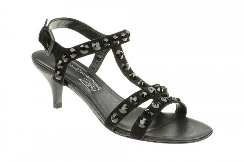 Kennel & Schmenger FRIDA Riemchen Sandale für Damen in schwarz