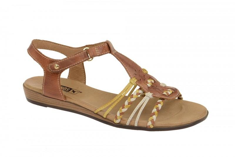 Pikolinos ALCUDIA Riemchen Sandale für Damen in braun