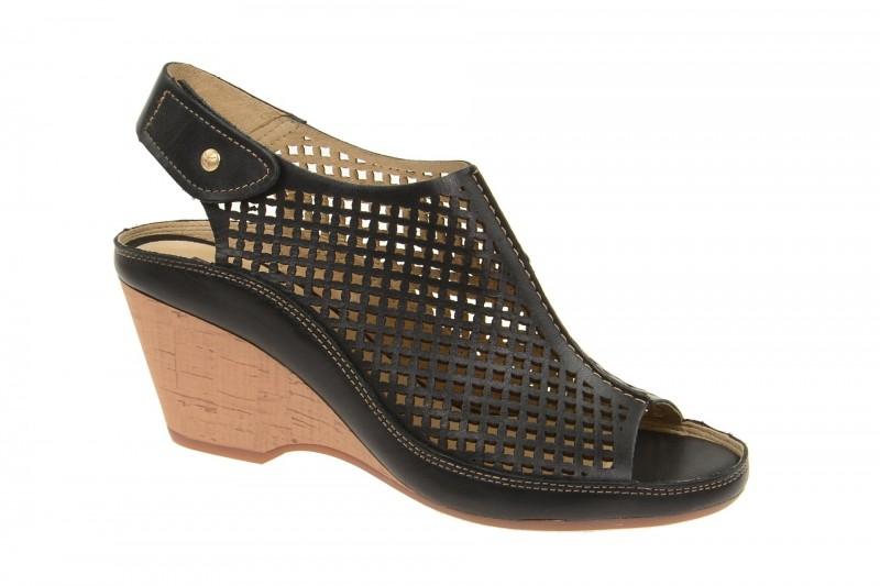 Pikolinos CAPRI Sandalette für Damen in schwarz