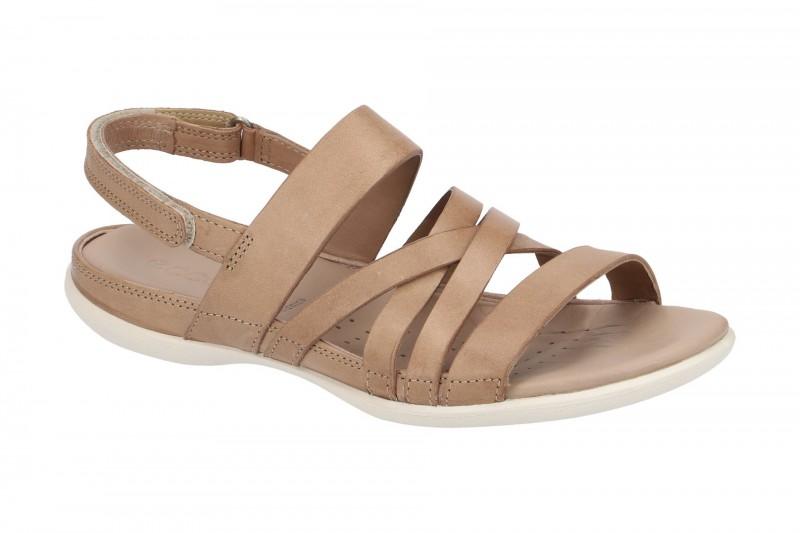 Ecco FLASH Riemchen Sandale für Damen in beige