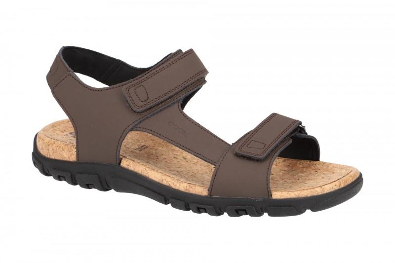 Geox S.STRADA Sandale für Herren in braun