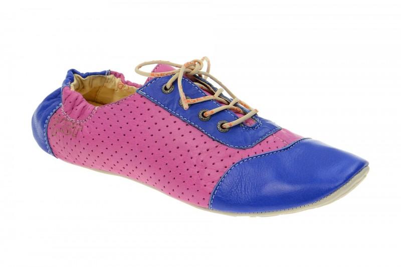 Eject AURA sportliche Halbschuhe für Damen in blau