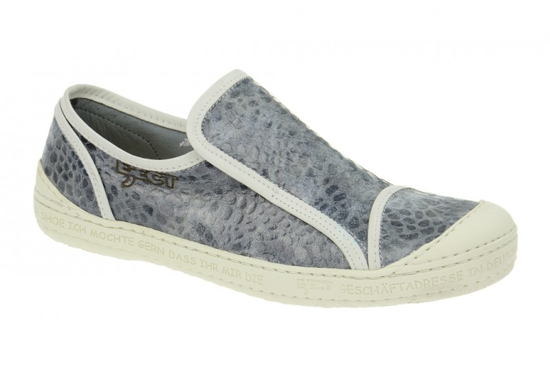 Eject DASS sportliche Slipper für Damen in grau