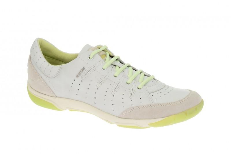 Geox Respira Xense Schuhe in hellgrau - Damenschuhe Größe 35