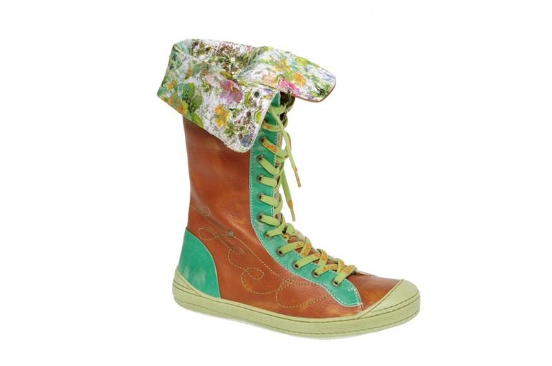 Eject DASS Damenstiefel - sportliche Stiefel in braun