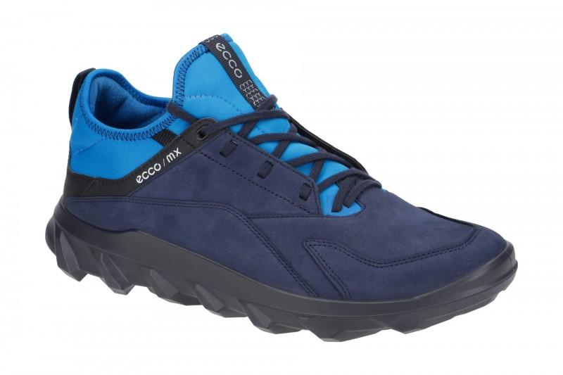 Ecco MX sportliche Halbschuhe für Herren in dunkel-blau