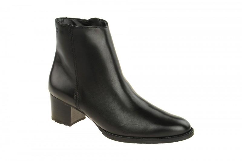 Paul Green 7736 elegante Stiefelette für Damen in schwarz