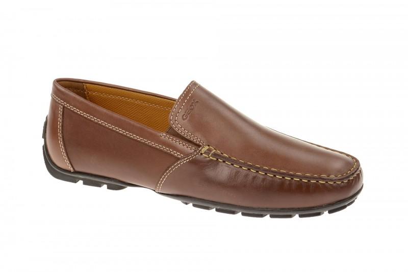 Geox Respira Monet V Schuhe in braun Herren Mokassin