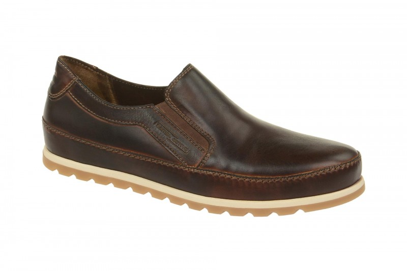 camel active POINT 14 Slipper für Herren in dunkel-braun