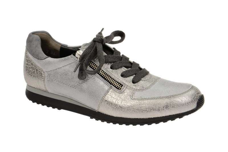 Paul Green 4252 sportliche Halbschuhe für Damen in grau