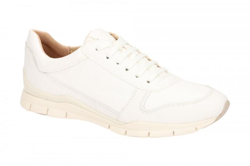 Geox SUKIE Sneakers für Damen in weiß