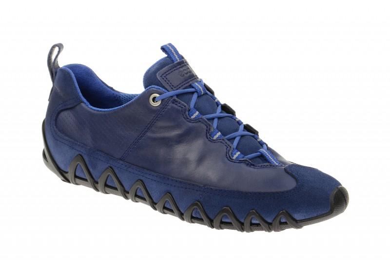 Ecco DAYLA sportliche Halbschuhe für Damen in blau