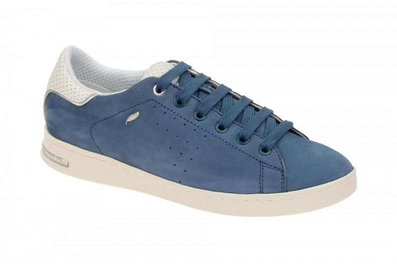 Geox Respira Jaysen A Damenschuhe in blau Sneakers