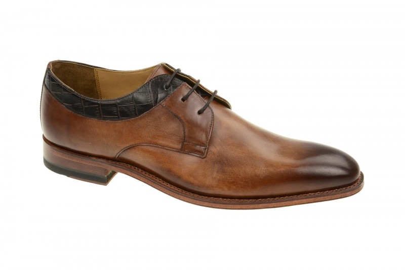 Gordon & Bros. MILAN Rahmengenähte Schuhe für Herren in braun