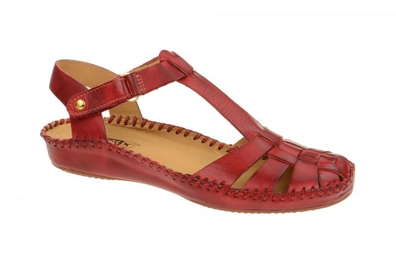 Pikolinos VALLARTA Sandalette für Damen in rot