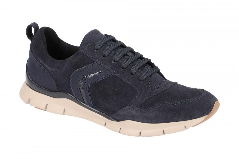 Geox SUKIE Sneakers für Damen in dunkel-blau