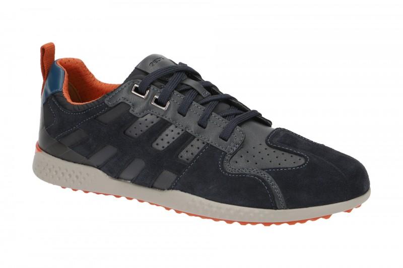 Geox SNAKE 2 Sneakers für Herren in blau