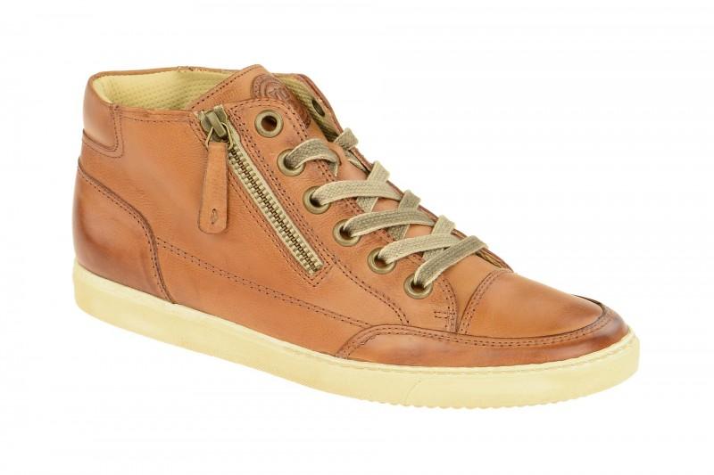 Paul Green 4242 Sneakers für Damen in hell-braun