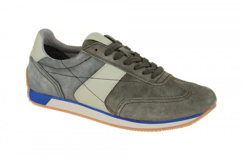 Geox Respira Schuhe VINTO Herren Turnschuhe in grau - Ganzjahresschuh