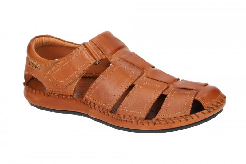 Pikolinos TARIFA bequeme Sandale für Herren in hell-braun