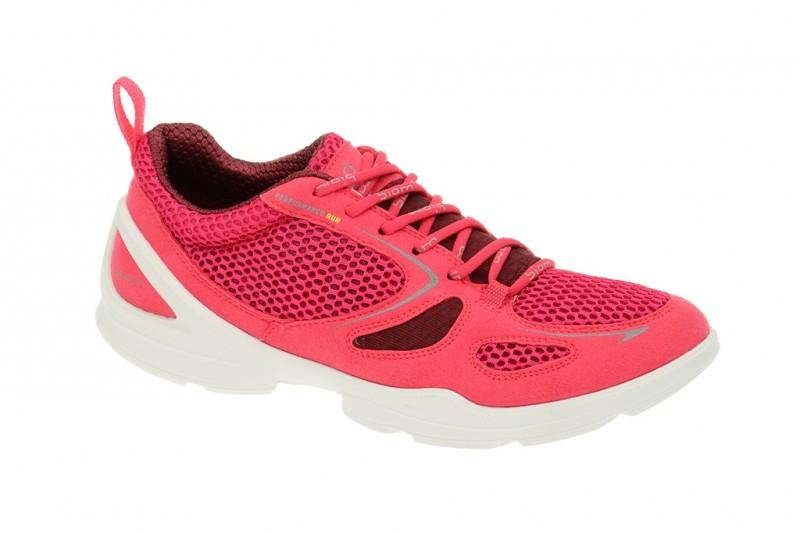 Ecco Biom Evo Racer Sportschuhe für Damen in pink