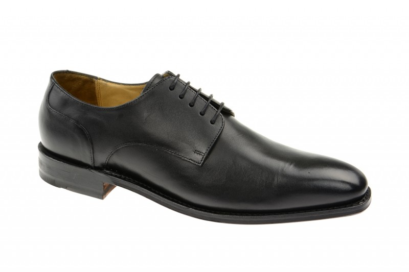 Gordon & Bros. MILAN Rahmengenähte Schuhe für Herren in schwarz