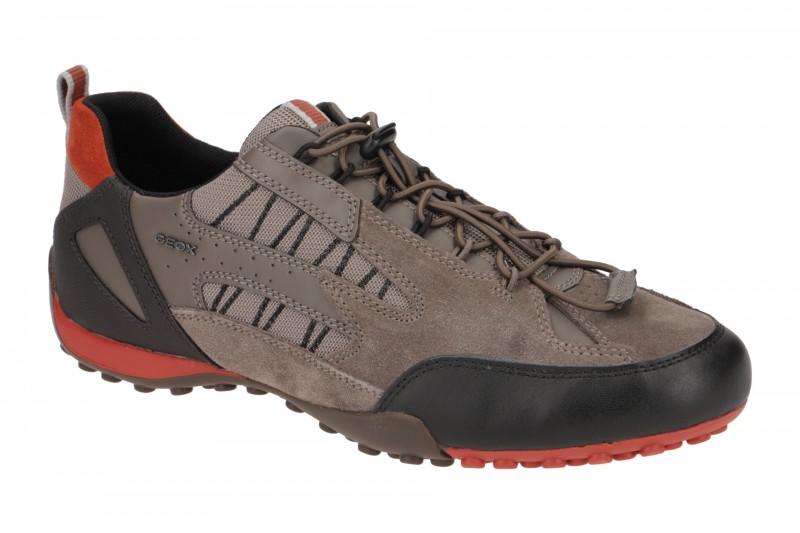 Geox SNAKE Sneakers für Herren in grau