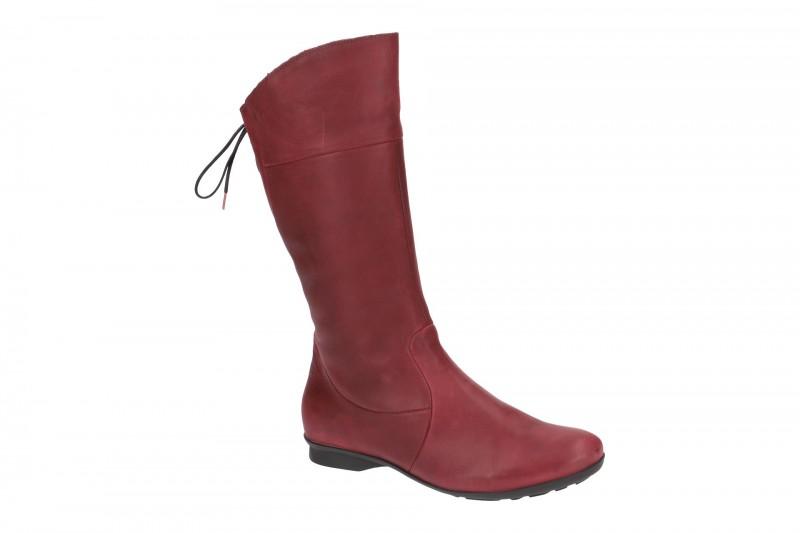 Think KESHUEL elegante Stiefel für Damen in rot