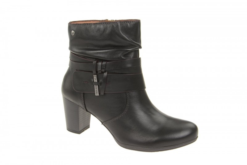 Pikolinos VERONA elegante Stiefelette für Damen in schwarz