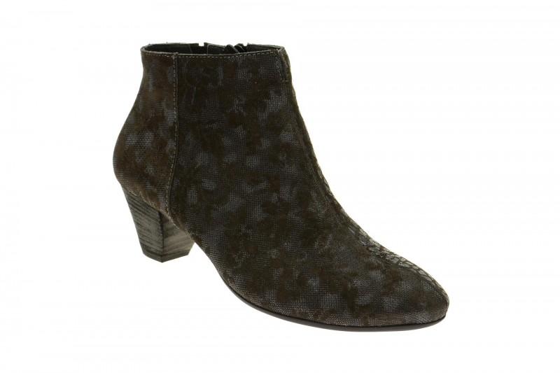 Think FANIA elegante Stiefelette für Damen in dunkel-braun