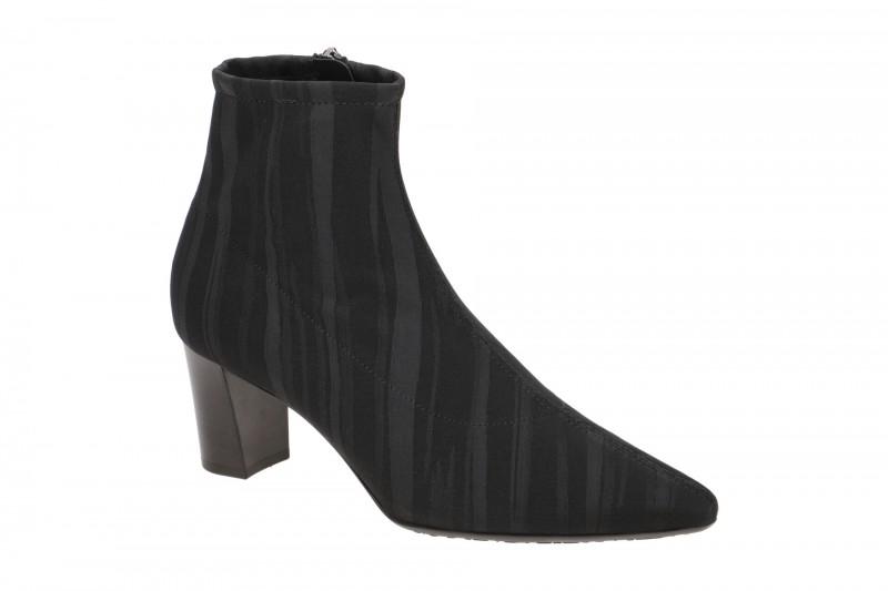 Peter Kaiser MARION elegante Stiefelette für Damen in schwarz