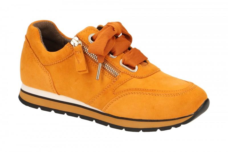 Gabor YORK Sneakers für Damen in gelb