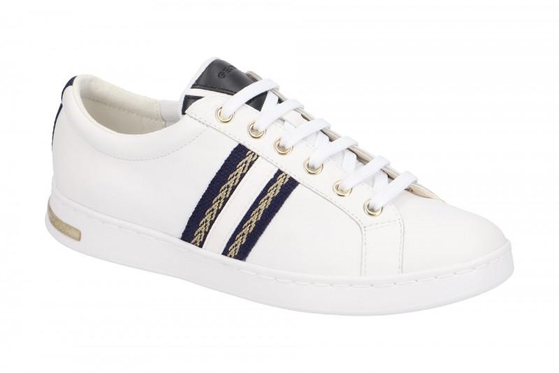 Geox JAYSEN sportliche Halbschuhe für Damen in weiß