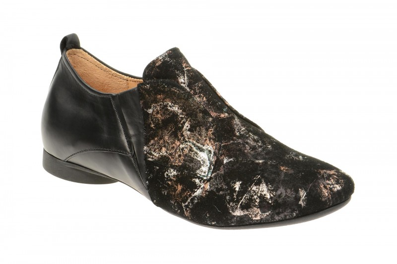 Think GUAD elegante Slipper für Damen in schwarz
