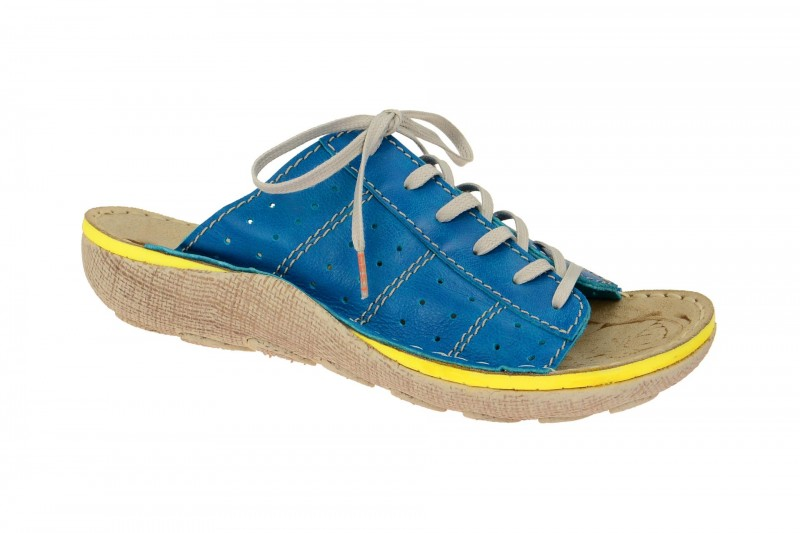 Eject FIXE Herrenschuhe - Pantoletten in blau