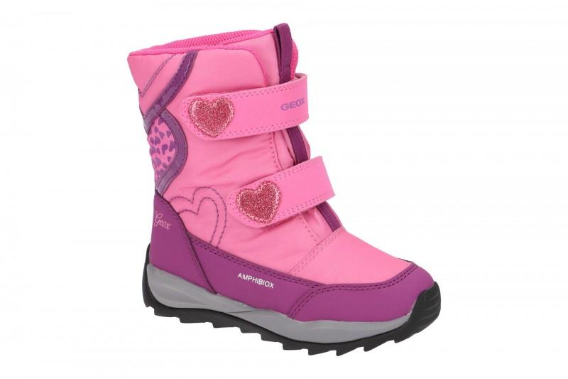 Geox ORIZONT GIRL ABX Kinderschuhe Mädchen in pink