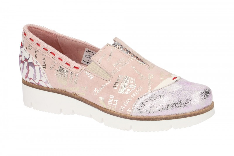 Charme 6001P Slipper für Damen in rose