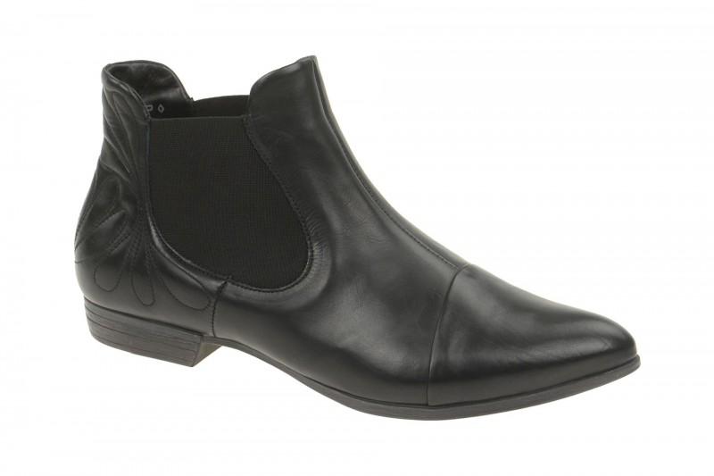 Think BUSSI elegante Stiefelette für Damen in schwarz