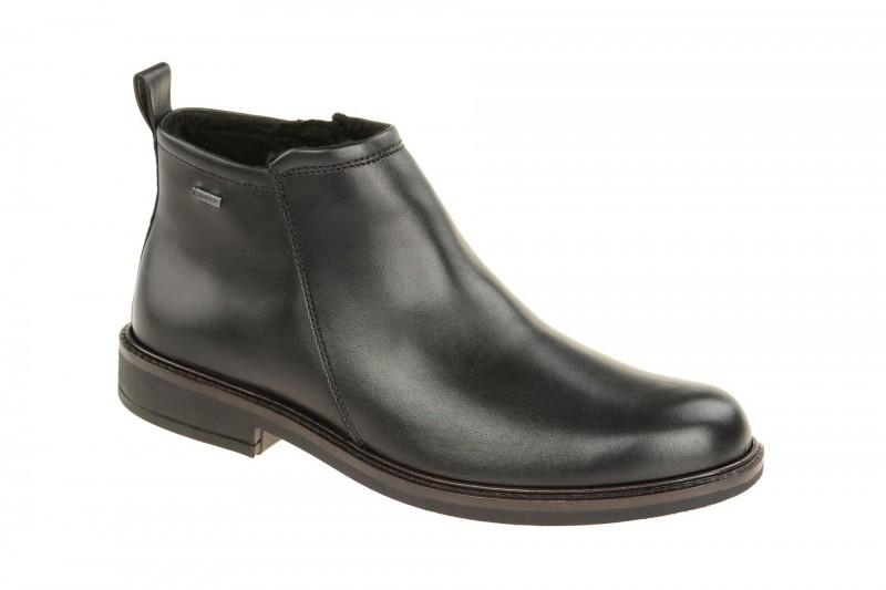 Ecco HOLTON GTX elegante Stiefelette für Herren in schwarz