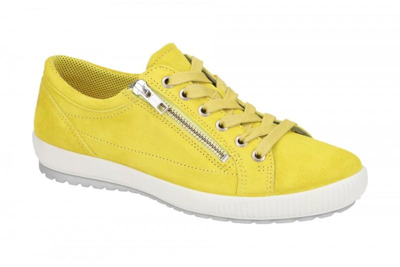 Legero TANARO 4.0 bequeme Halbschuhe für Damen in gelb
