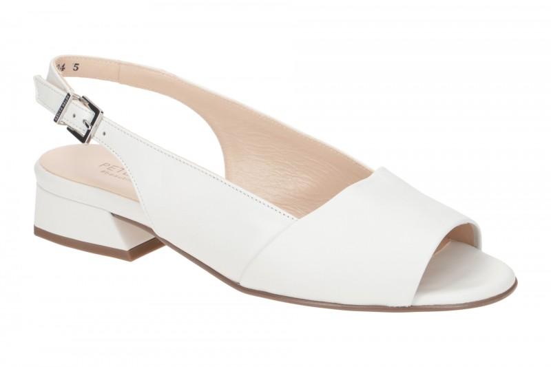 Peter Kaiser PANA 25 Sandalette für Damen in weiß