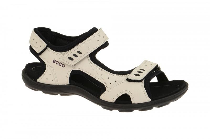 Ecco KANA Sandalette für Damen in weiß